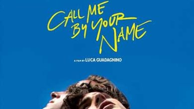 Call me your name by calling your name - Call Me by Your Name 2017