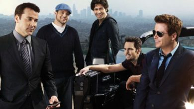 Comedians - Entourage Season 8 Episode 8