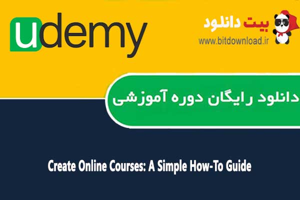 Download Udemy Create Online Courses: A Simple How-To Guide - Direct