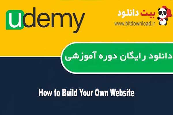 Download Udemy How To Build Your Own Website - Direct Download Links