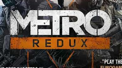Download the game Metro: Redux for PC