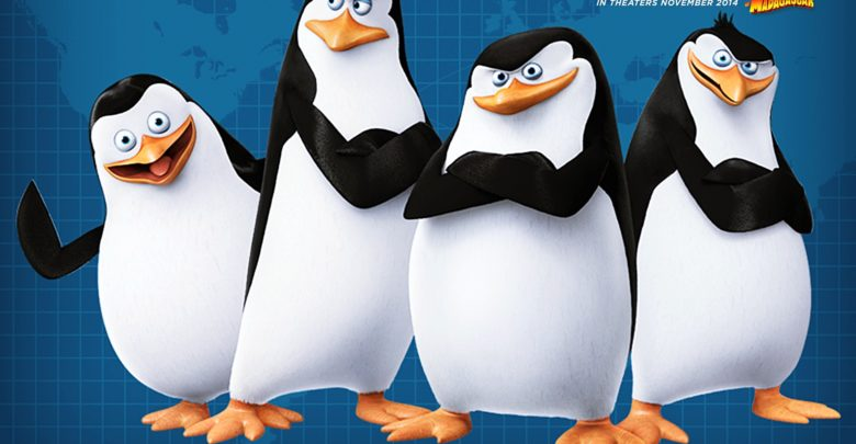 Download Penguins of Madagascar 2014 with quality 720p BluRay