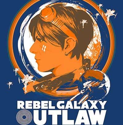 Rebel Galaxy Outlaw-poster
