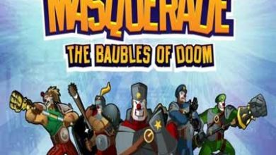 Masquerade: The Baubles of Doom-poster