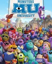 Download the movie Monsters University 2013
