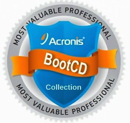 Acronis Boot Collection