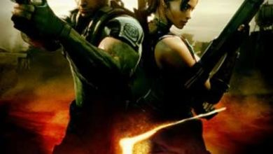 Download Resident Evil 5 hacked game for PS4