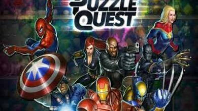 Download the hacked game Marvel Puzzle Quest: Dark Reign for PS4