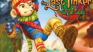 Download the hacked game The Last Tinker: City of Colors for PS4