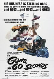 Download the movie Gone in 60 Seconds 1974