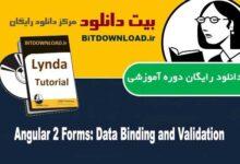 Angular 2 Forms: Data Binding and Validation