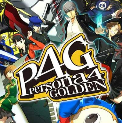 Persona 4 Golden PC